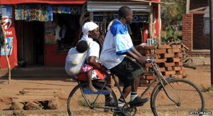 Bicycles in Malawi 3